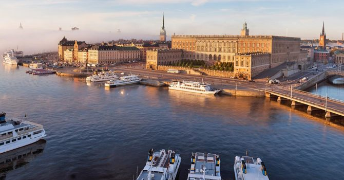 Royal-Palace-of-Stockholm